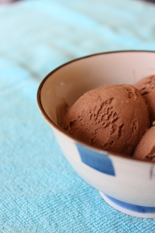 Chocolate Ice cream 2