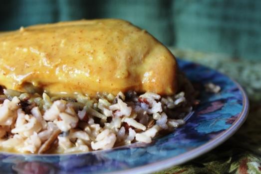 Sweet & Spicy Honey Baked Chicken - Baking Bytes