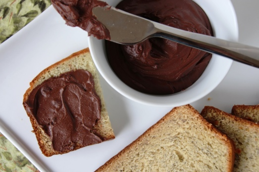 Chocolate Spread {{Baking Bytes}}