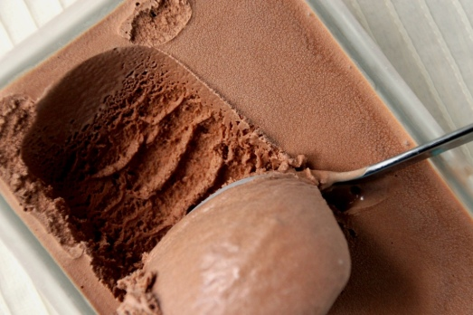 Kahlúa Chocolate Ice Cream {{Baking Bytes}}