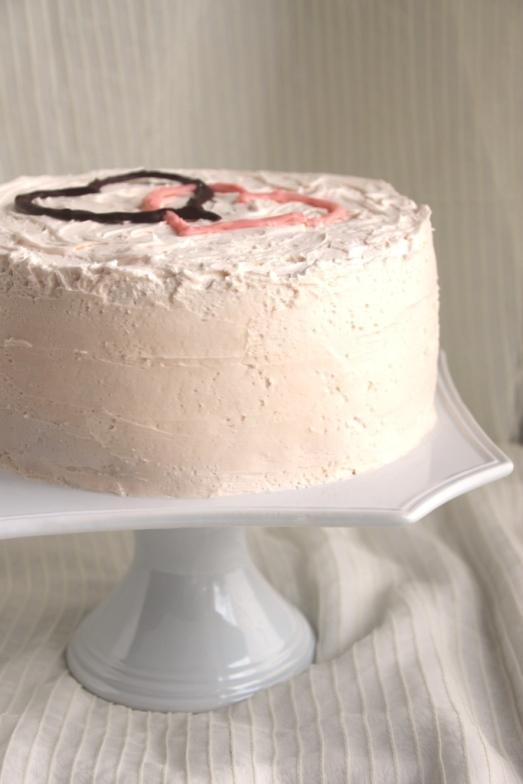 Champagne Cake {{Baking Bytes}}