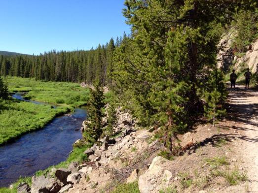2015 Yellowstone Half Marathon