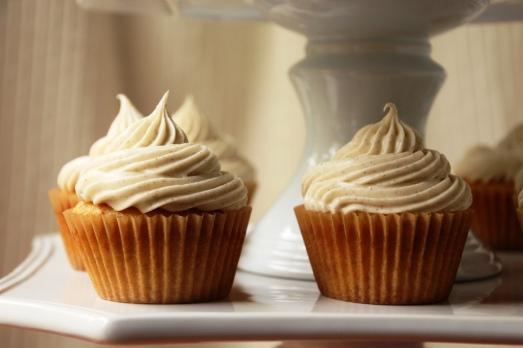 Cardamom Carrot Cupcakes {{Baking Bytes}}