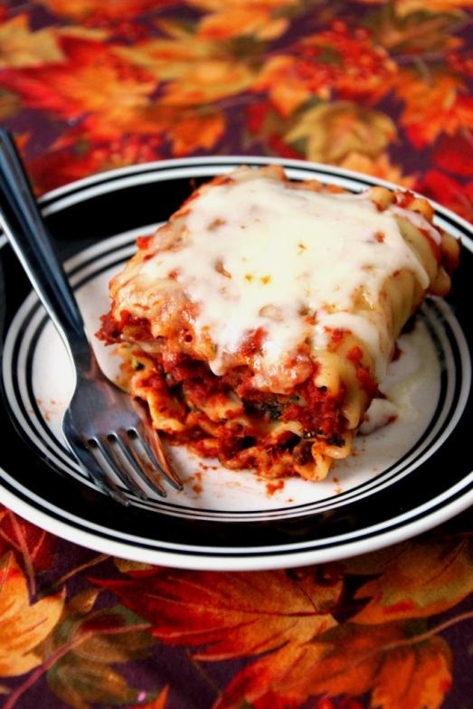 Lasagna Roll-ups {{Baking Bytes}}