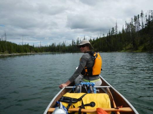 YNP Canoeing