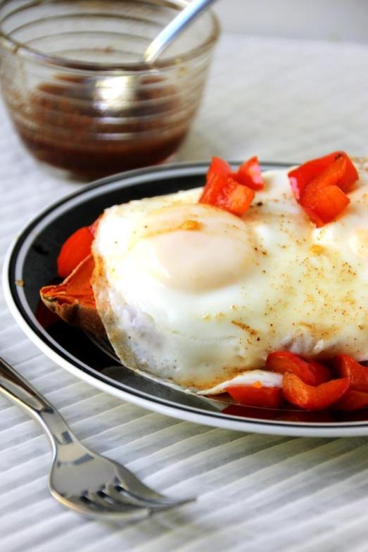 Sunrise Sweet Potato {{Baking Bytes}}