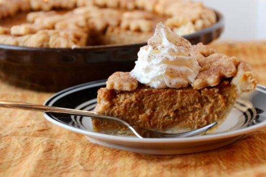 Perfect Pumpkin Pie {{Baking Bytes}}