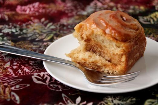 Cinnamon Rolls {{Baking Bytes}