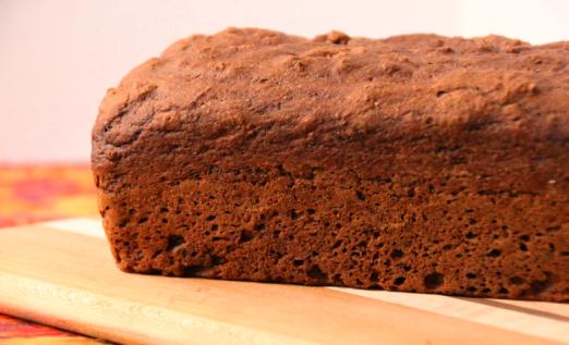 Savory Cocoa Stout Bread {{Baking Bytes}}