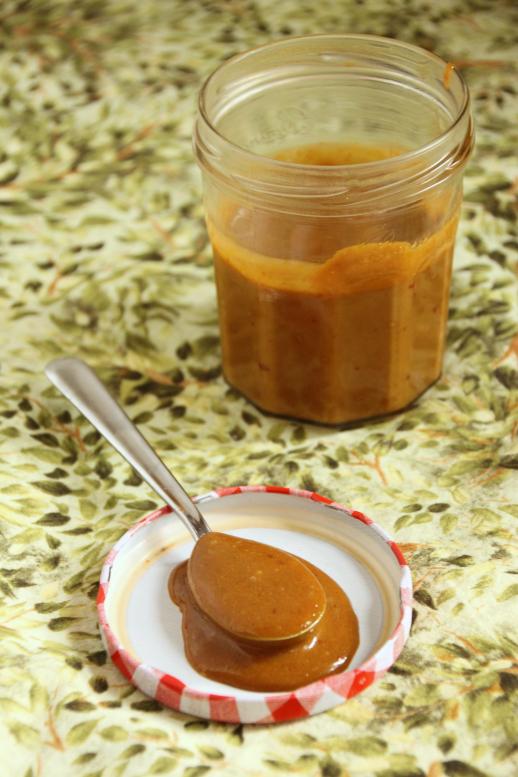 Thai Peanut Sauce {{Baking Bytes}}