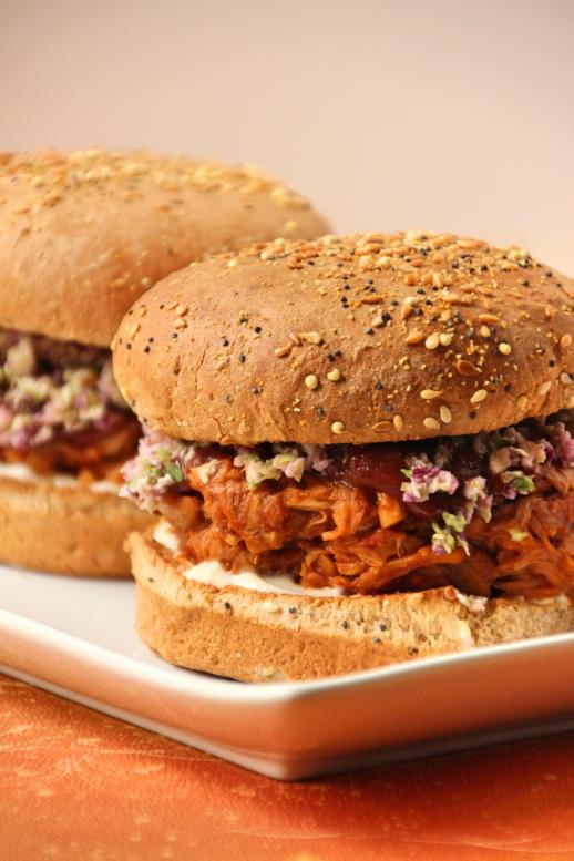 BBQ Jackfruit Sandwiches {{Baking Bytes}}
